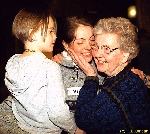 [Liv Grete with grandmother]